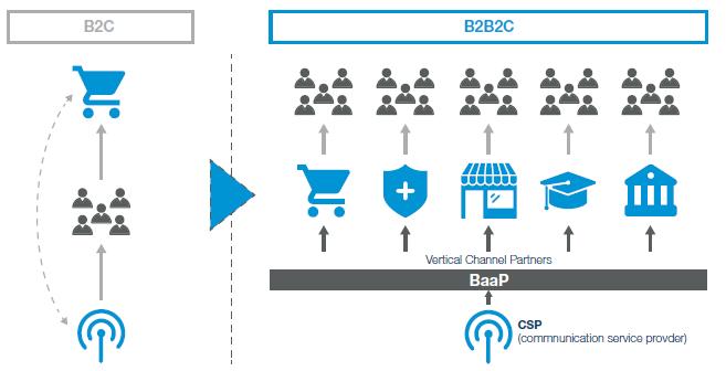B2b2c And Banking
